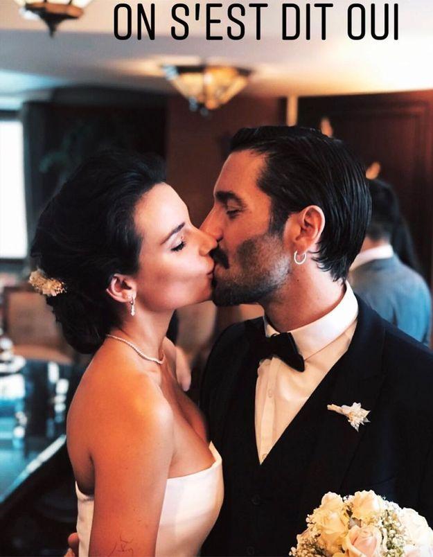 Jade Leboeuf, fille de Frank Leboeuf, s'est mariée !