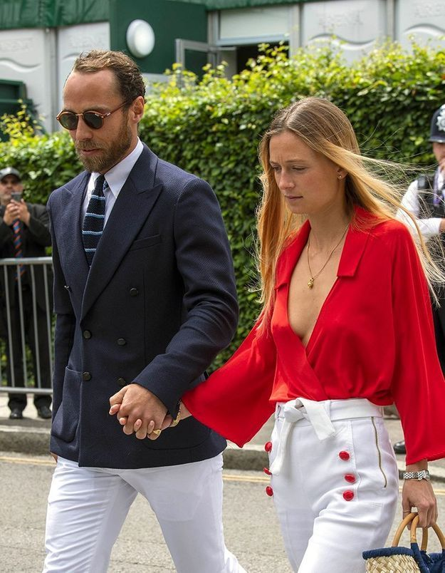 James Middleton : un mariage royal avec une Française !