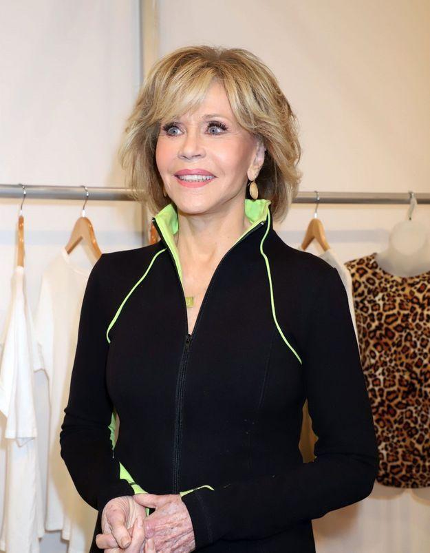 Jane Fonda : arrêtée et menottée chaque semaine, elle ne lâche rien
