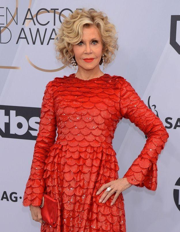 Jane Fonda arrêtée : la star est menotté en plein Washington