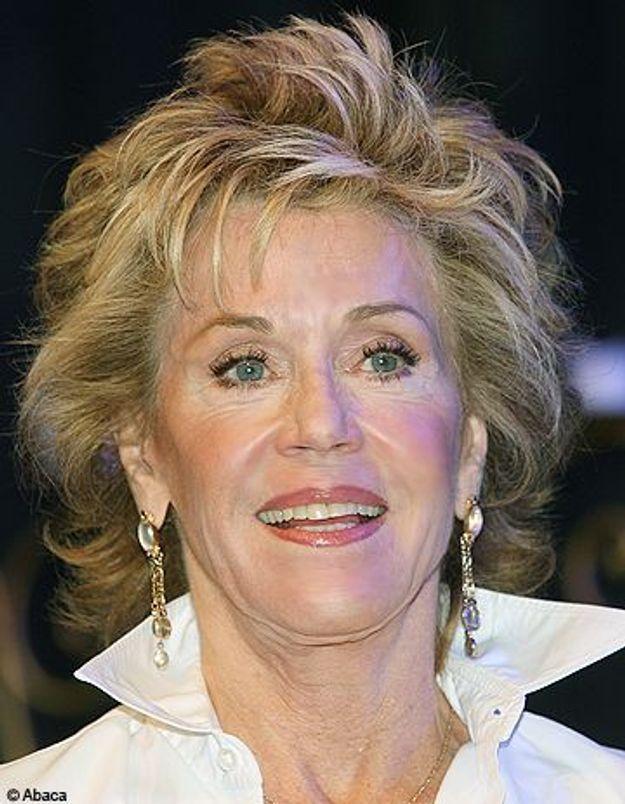 Jane Fonda avoue avoir fait de la chirurgie esthétique