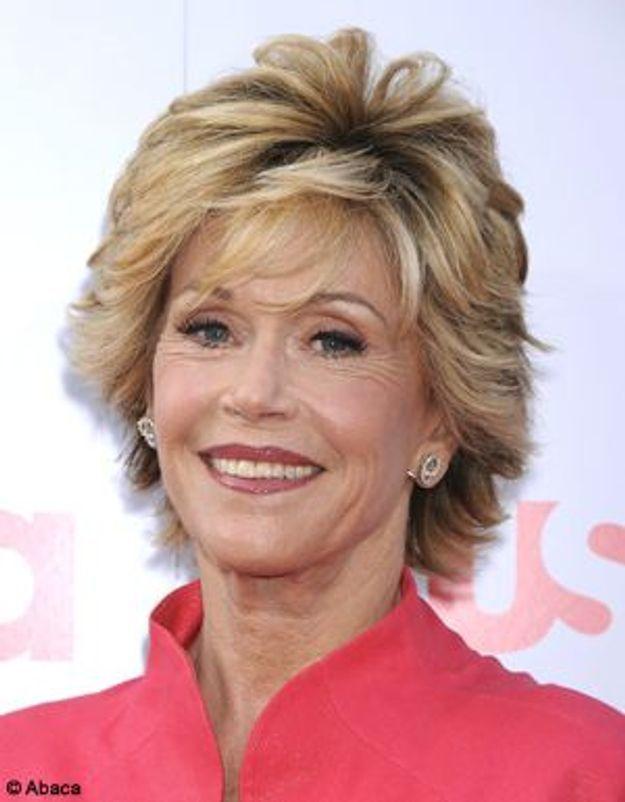 Jane Fonda, opérée à New York