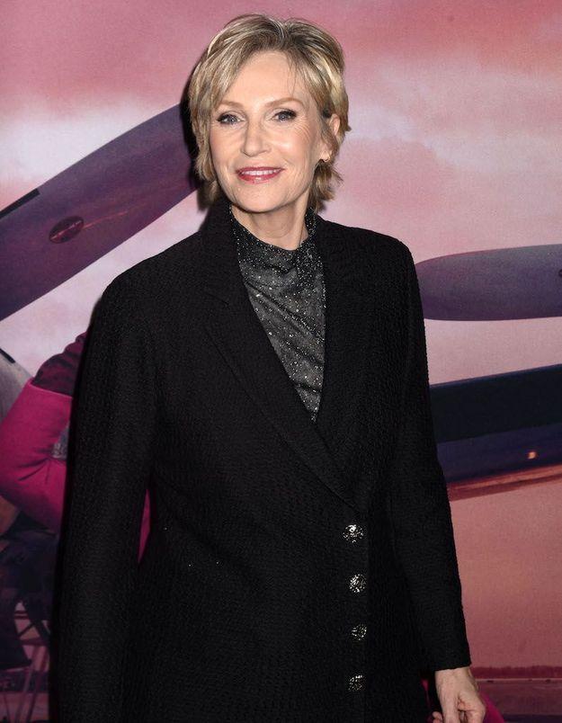 Jane Lynch : ce qu'elle admirait le plus chez Naya Rivera