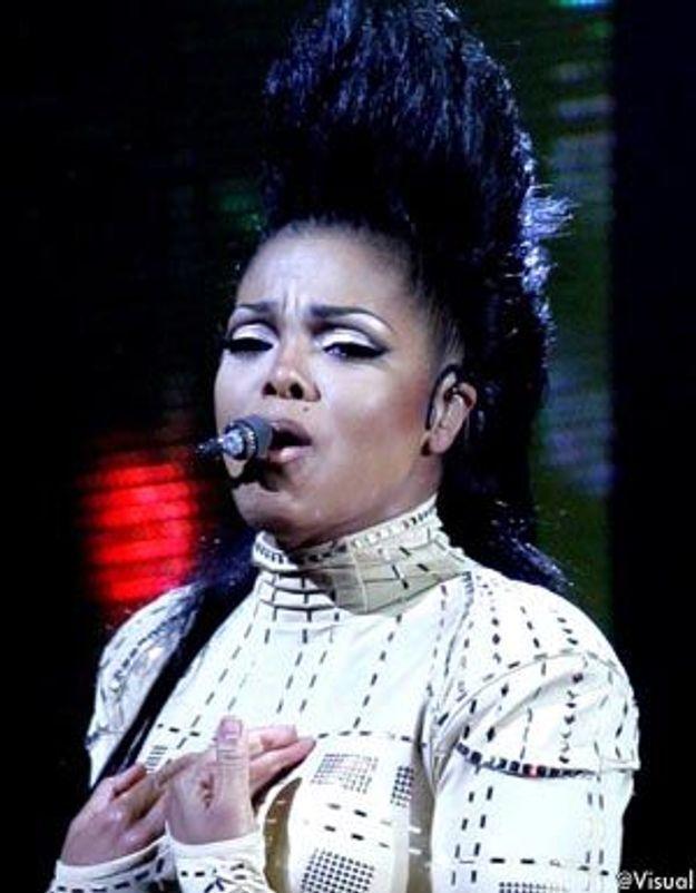 Janet Jackson : un hommage à Michael lors des MTV Awards