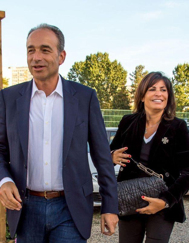 Jean-François Copé : sa femme Nadia, sa plus précieuse collaboratrice