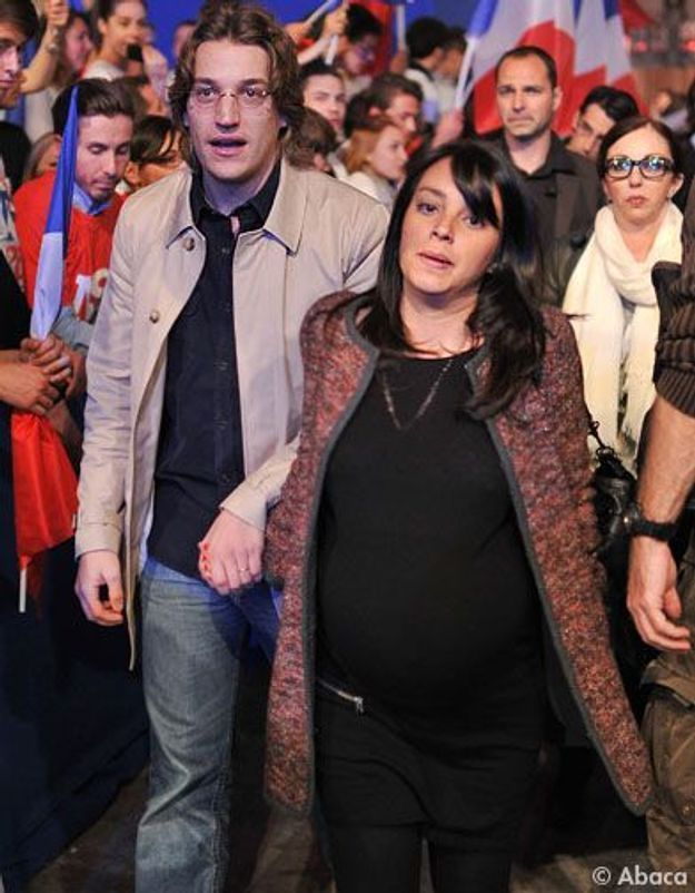 Jean Sarkozy à nouveau papa !