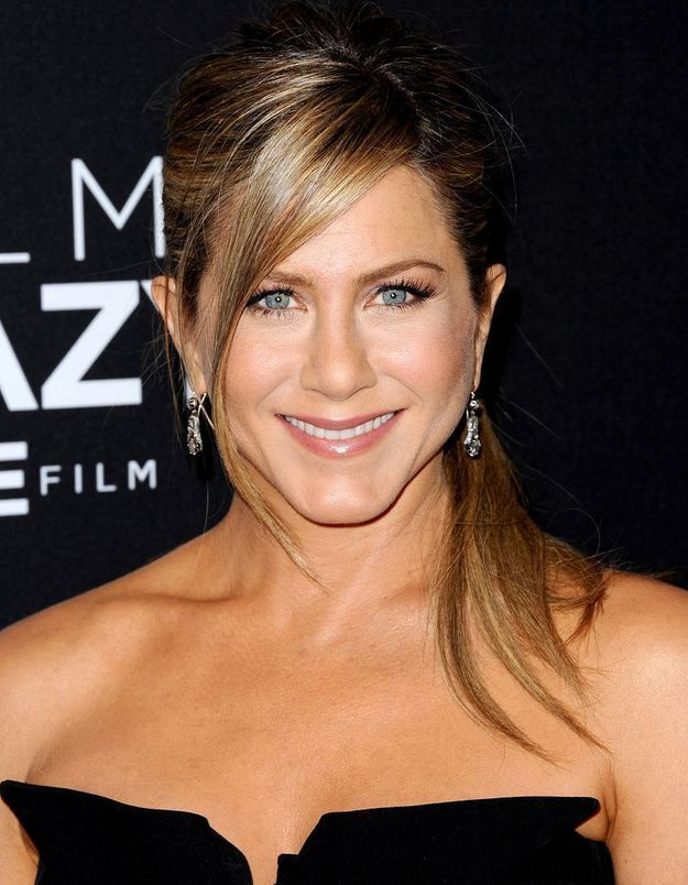 Jennifer Aniston commente le faux retour de « Friends »