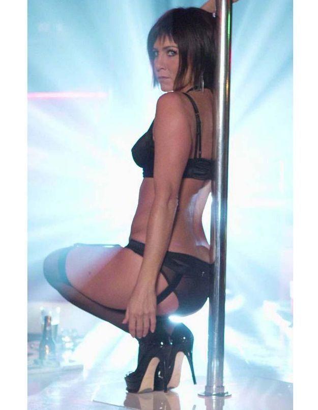 Le pole-dance