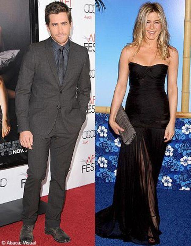Jennifer Aniston et Jake Gyllenhaal : une love story ?