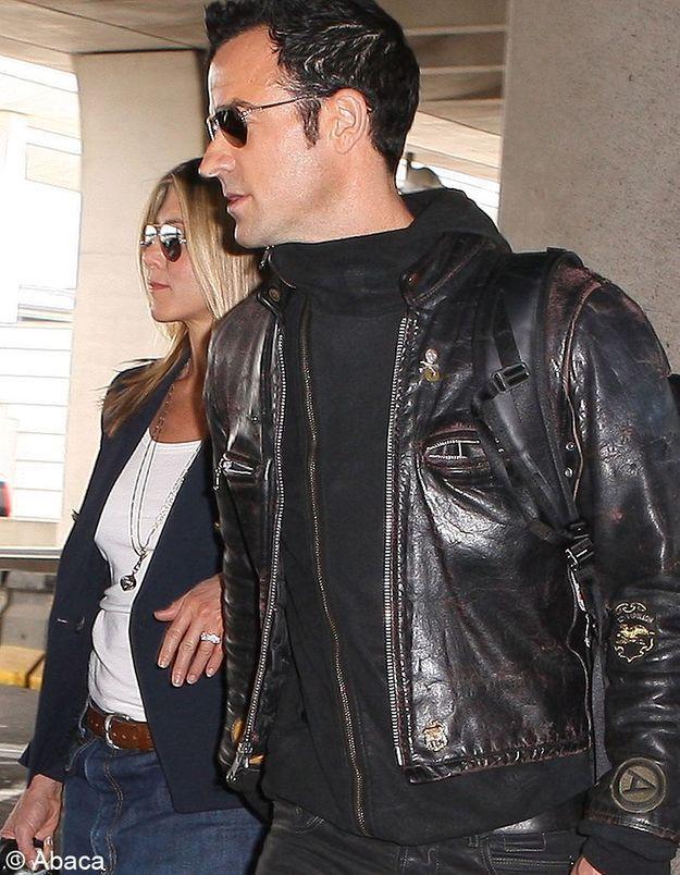 Jennifer Aniston et Justin Theroux se sont-ils fiancés?