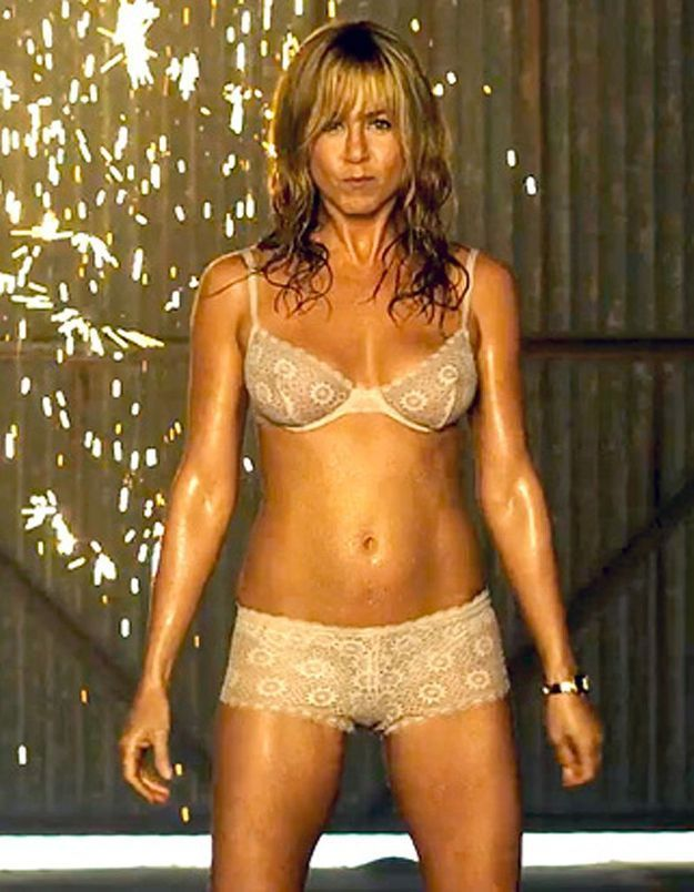 Jennifer Aniston : le secret de sa silhouette révélé