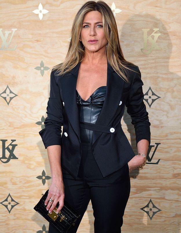 Jennifer Aniston : « On ne doit pas avoir honte de nos tétons ! »