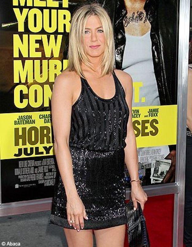 Jennifer Aniston prend une année sabbatique !