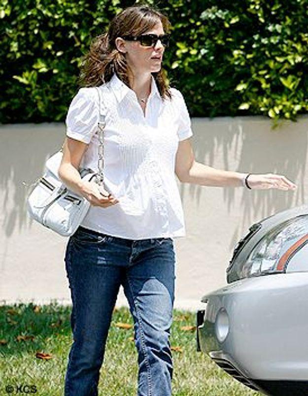 Jennifer Garner enceinte !