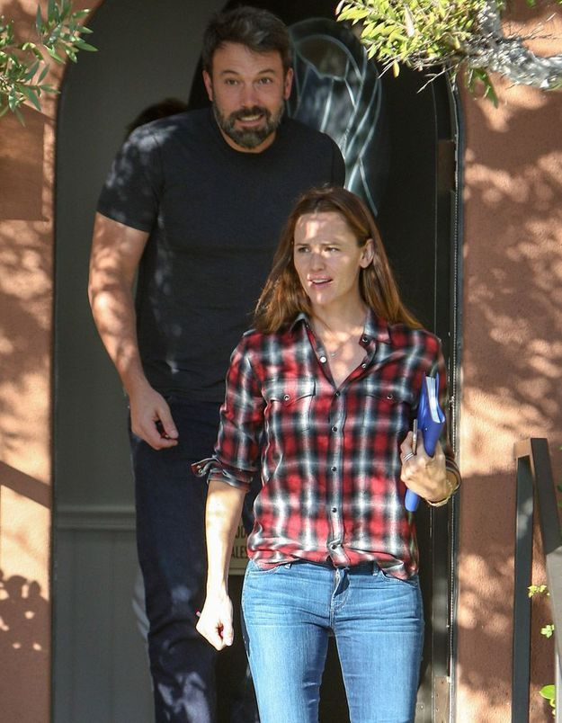 Jennifer Garner et Ben Affleck : complices mais décidés à divorcer