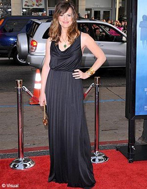 Jennifer Garner : une maman sur tapis rouge !