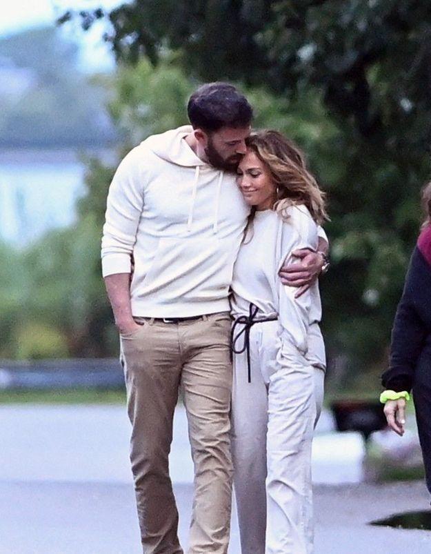 Jennifer Lopez et Ben Affleck : une sortie en famille pour les amoureux !