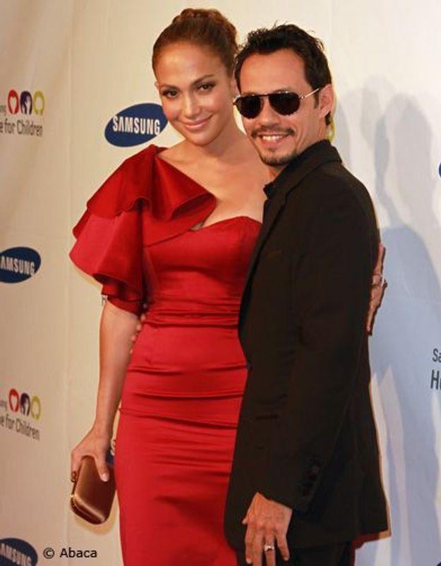 Jennifer Lopez et Marc Anthony, c'est fini !