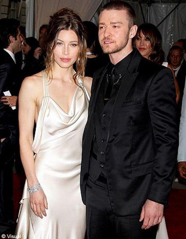 Jessica Biel demande 500 000 $ en cas d'infidélité de Justin Timberlake