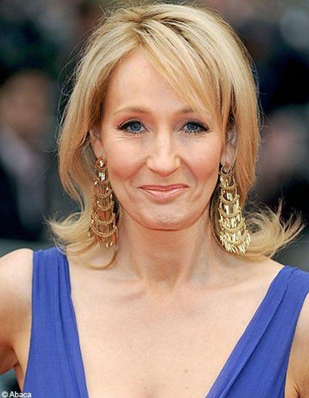 JK Rowling: 12 millions d'euros pour la sclérose en plaques