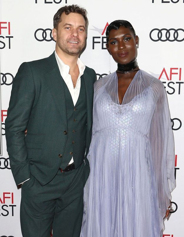 Jodie Turner-Smith : sa tendre déclaration d'amour à Joshua Jackson