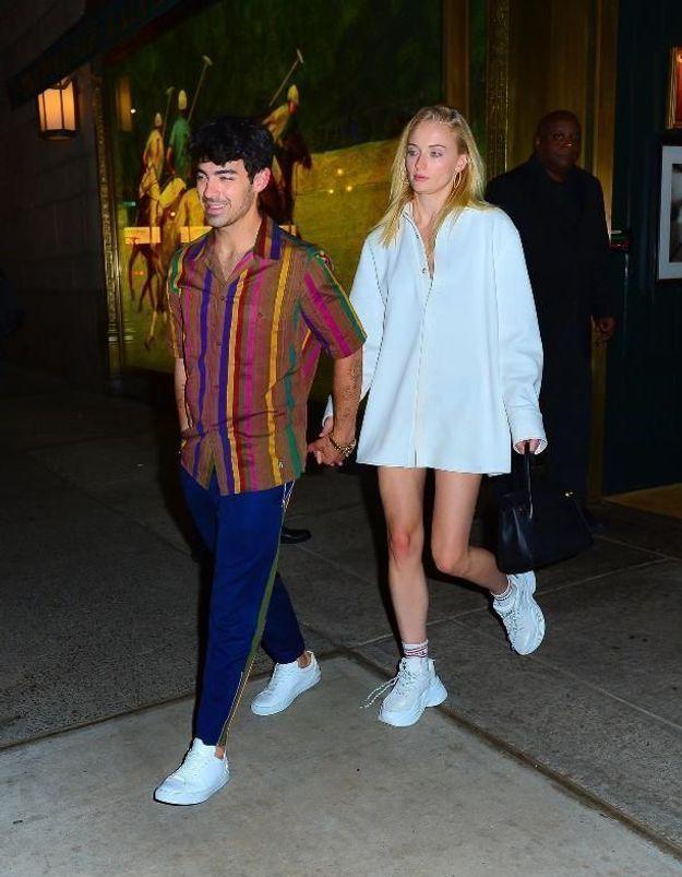 Joe Jonas et Sophie Turner : en deuil après un tragique accident
