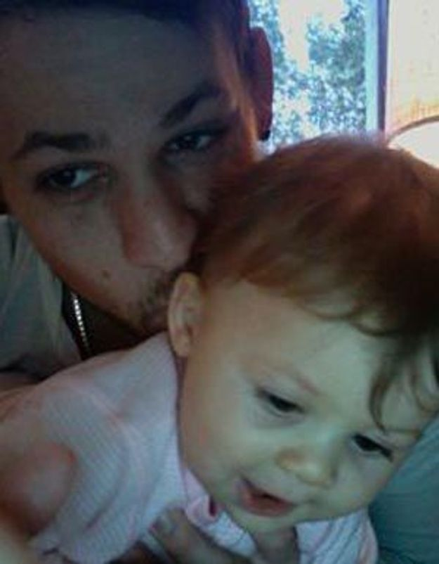 Joel Madden : complètement gaga de sa fille !