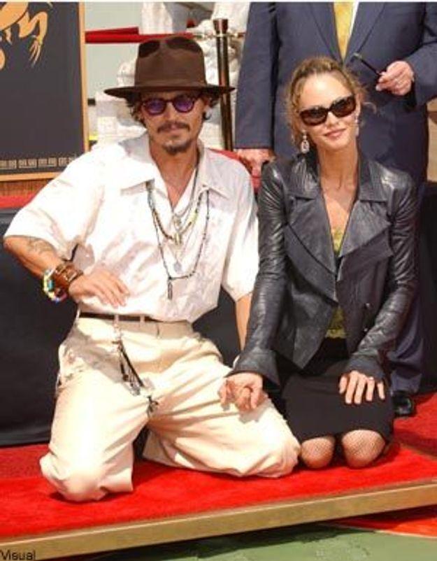Johnny Depp et Vanessa Paradis : le couple le mieux assorti