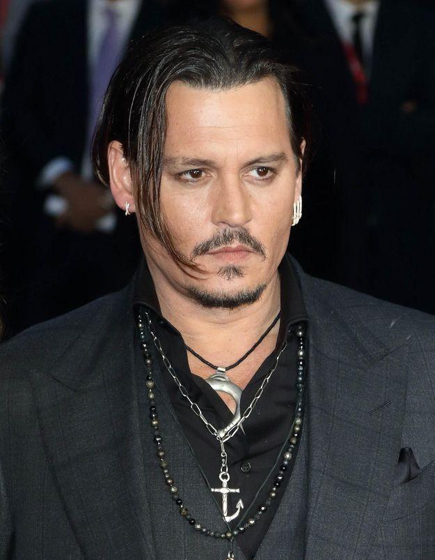 Johnny Depp : un oscar ? Non merci