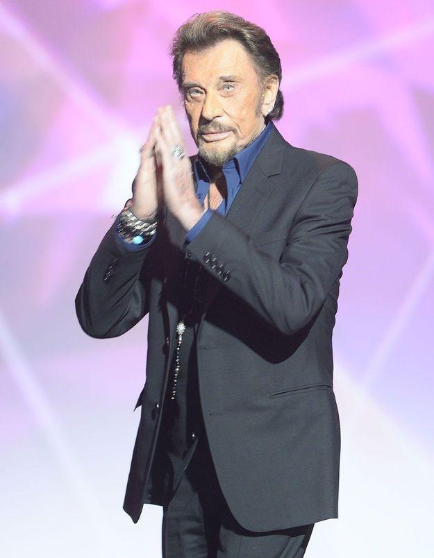 Johnny Hallyday : Jean-Baptiste Guégan, son sosie vocal, dérange