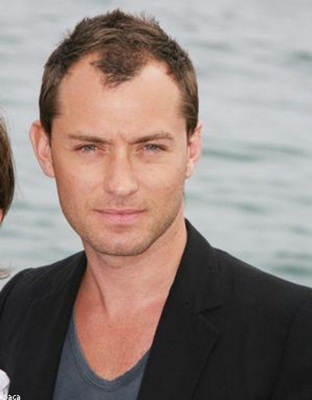 Jude Law, bientôt papa d'une petite fille !
