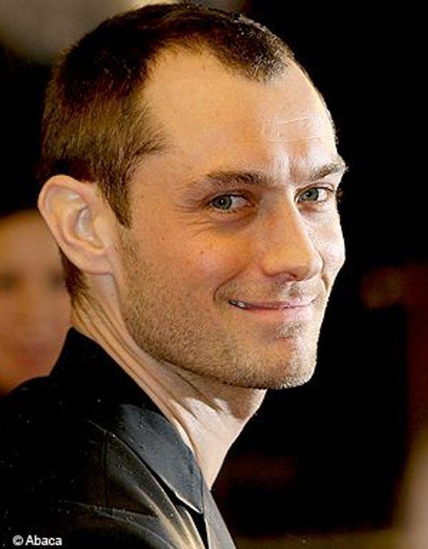 Jude Law : il demande un test de paternité !