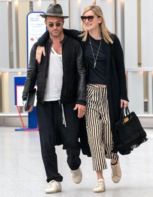 Jude Law va à nouveau devenir papa