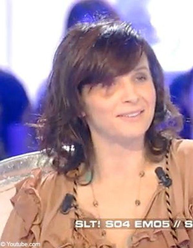 Juliette Binoche s'explique sur son œil au beurre noir