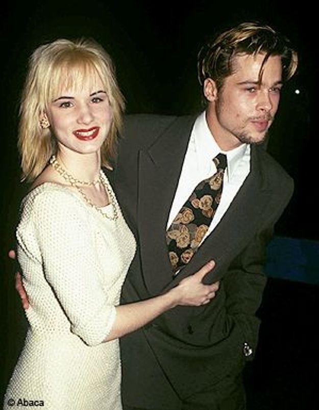 Juliette Lewis revient sur sa relation avec Brad Pitt