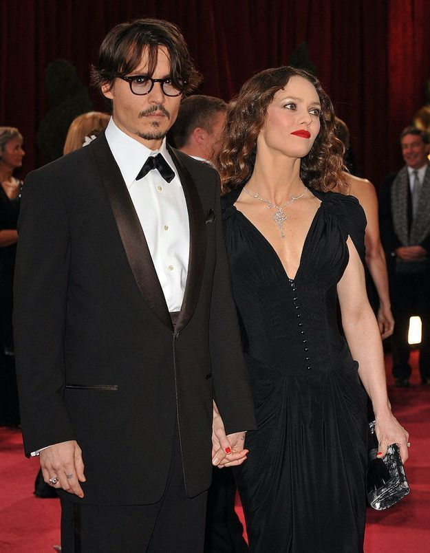 Justice : Johnny Depp demande l'aide de Vanessa Paradis