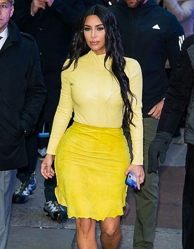 Justice pour George Floyd : Kim Kardashian propose son aide à une manifestante blessée