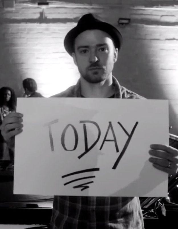 Justin Timberlake bientôt poursuivi en justice ?