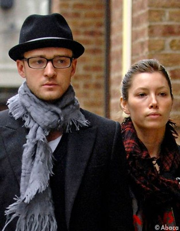 Justin Timberlake et Jessica Biel, c'est fini