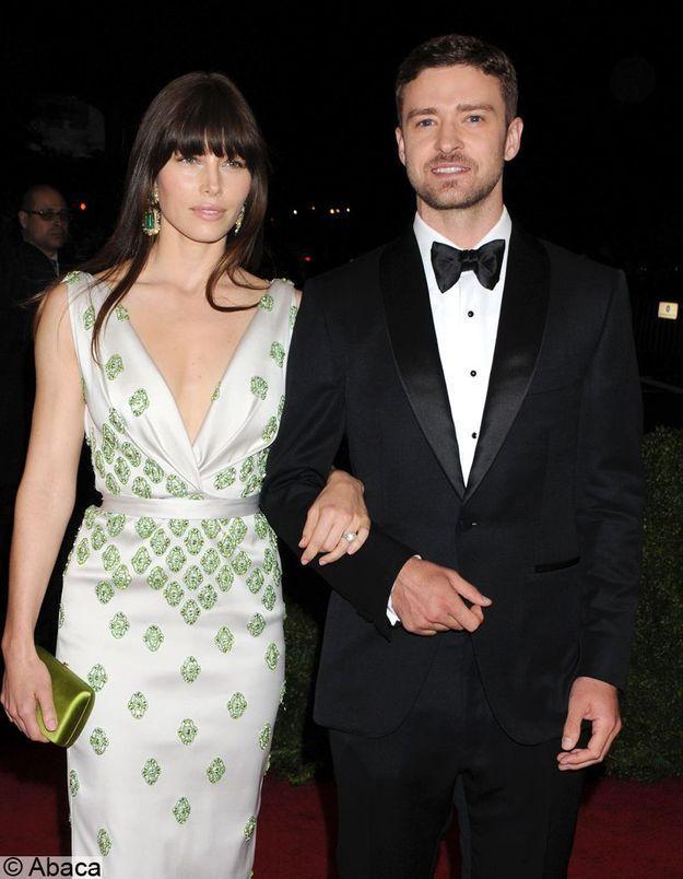 Justin Timberlake et Jessica Biel, mariés ce week-end ?