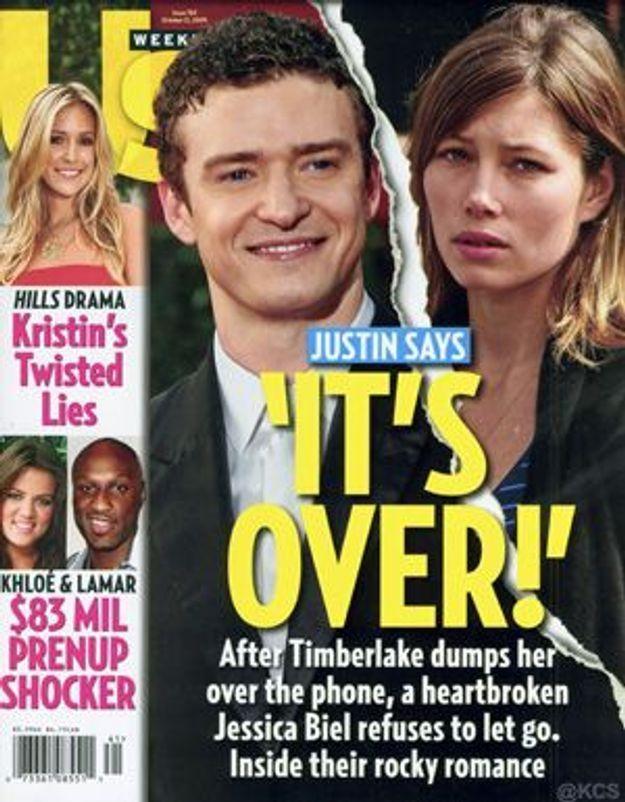 Justin Timberlake et Jessica Biel : séparés ?