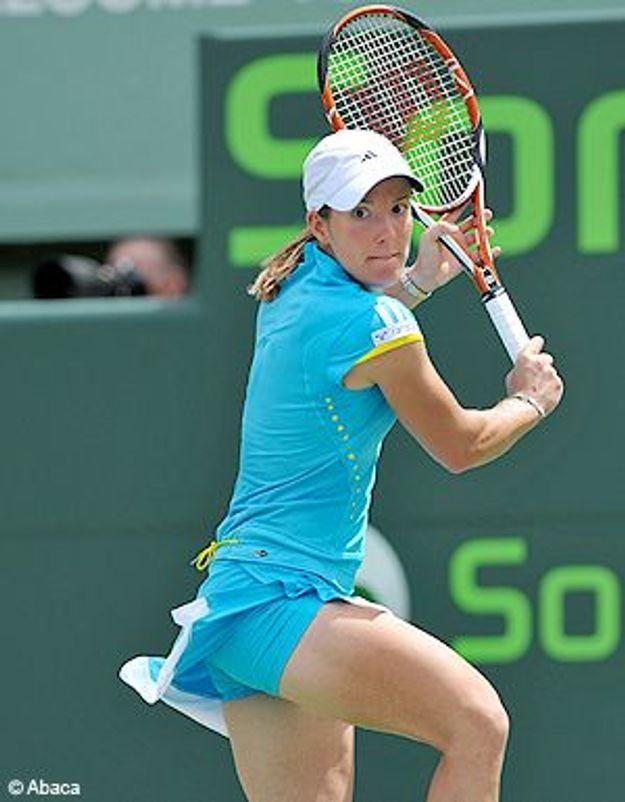 Justine Henin, de retour sur les courts de tennis !