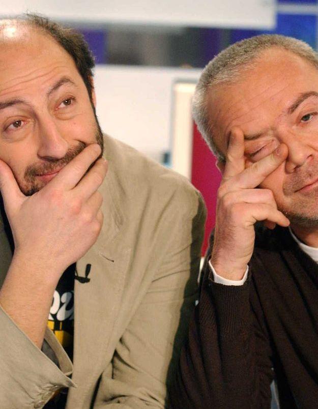 Kad Merad et Olivier Baroux sont-ils toujours amis ?