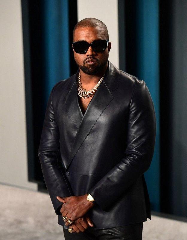 Kanye West annonce qu'il se présente pour devenir président des Etats-Unis
