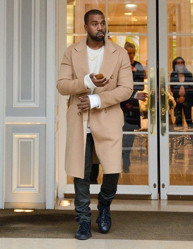 Kanye West hospitalisé (mais ce n'est pas pour ce que vous croyez)