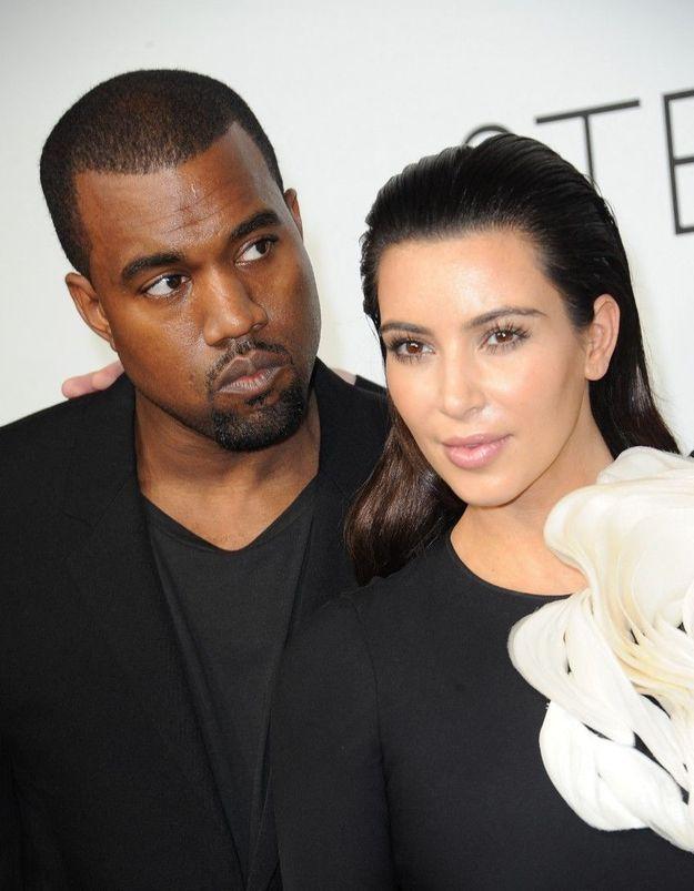 Kanye West : il présente des excuses à Kim Kardashian sur ses réseaux sociaux