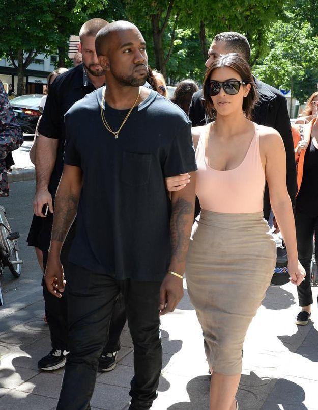 Kanye West se comporte-t-il en tyran avec Kim Kardashian ?