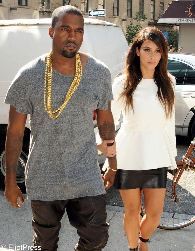 Kanye West : un hommage musical à la sextape de Kim