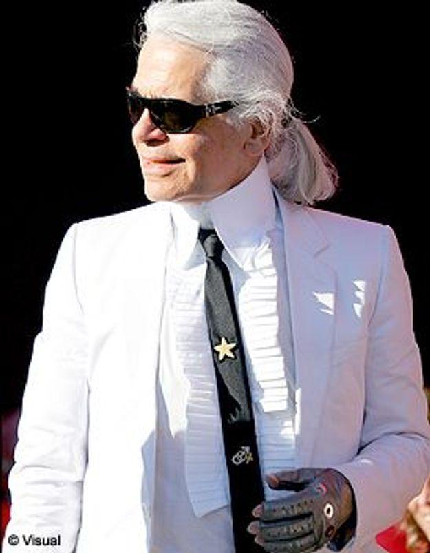 Karl Lagerfeld fête ses 70 ans