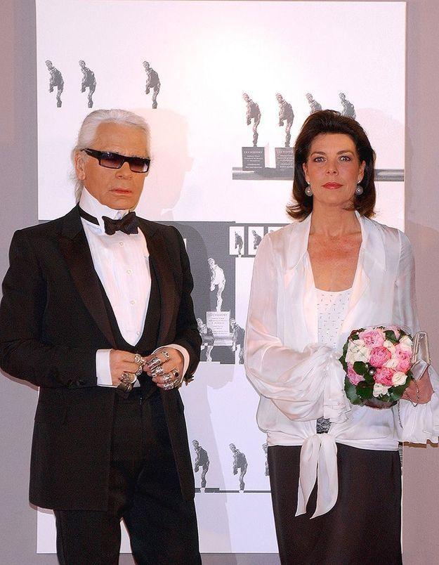 Karl Lagerfeld : la famille de Monaco, Bernard Arnault et Choupette à son incinération